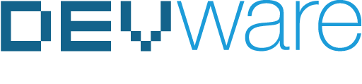 DEVWARE GmbH Logo Softwareentwicklung