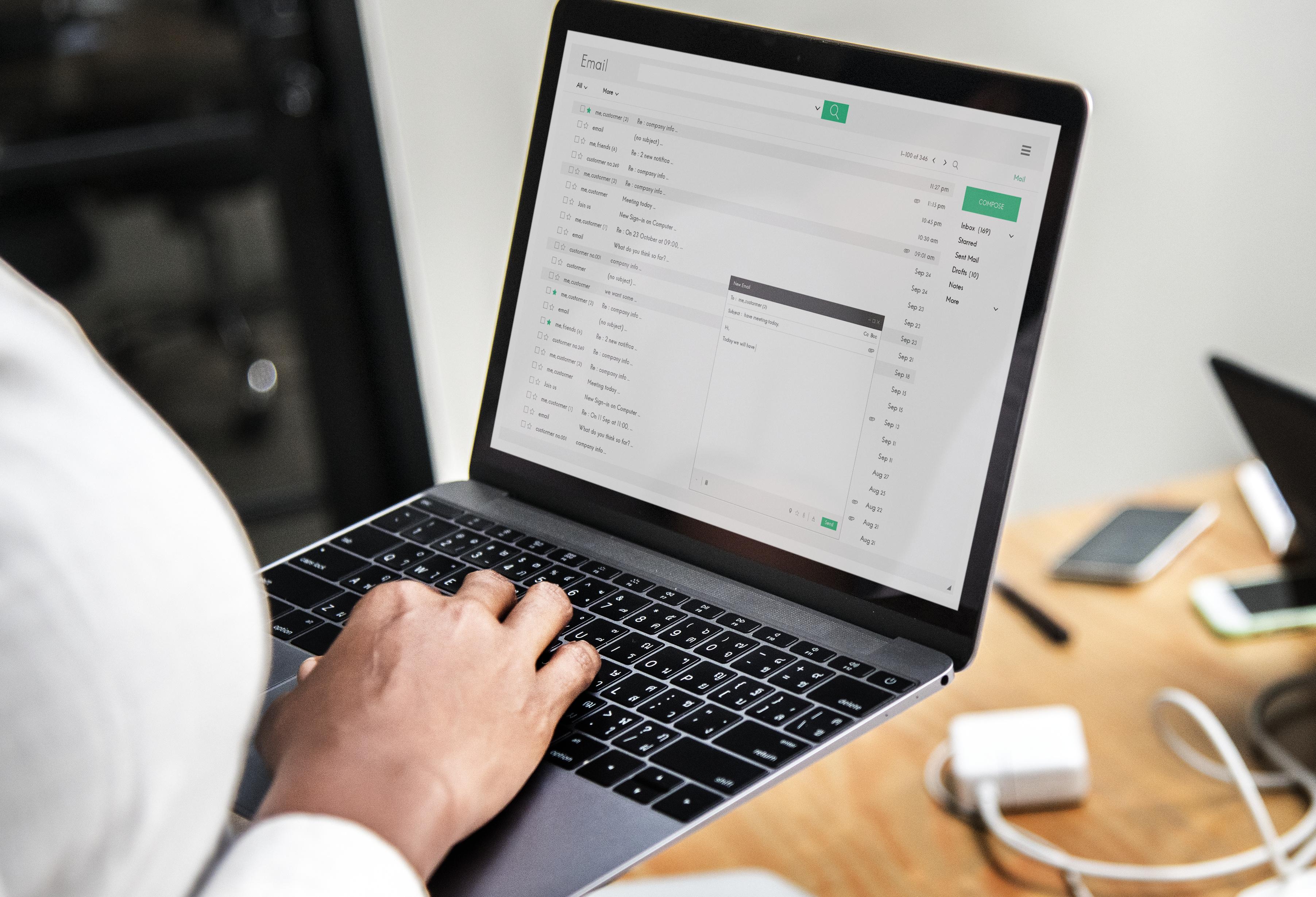 Webanwendung Betriebsverwaltung für Unternehmen