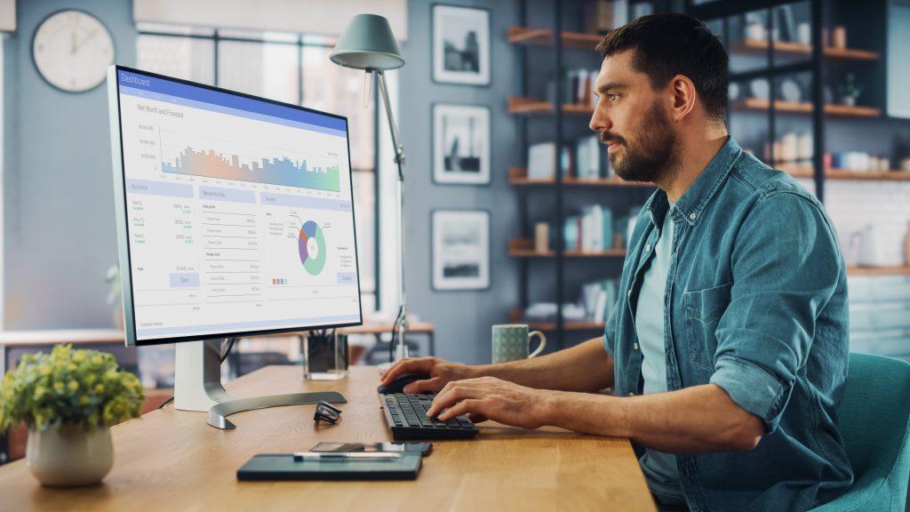 WPF Softwarearchitektur Anwendung zur Report Erstellung